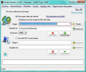 descargar atube catcher para windows 7 gratis espanol